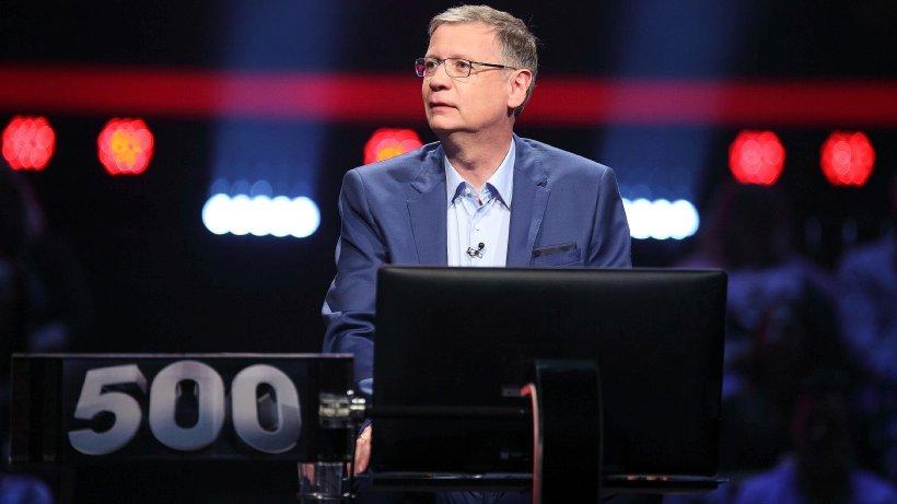 Neue Jauch-Show: 500 Fragen sind mindestens 450 zu viel