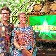 Die Moderatoren Daniel Hartwich und Sonja Zietlow berichten täglich live aus dem australischen Dschungel über das Zusammenleben der Camp-Bewohner, die sich mit den Tücken und Hindernissen des Dschungellebens herumschlagen müssen (Archivfoto).