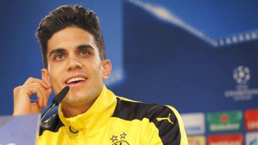 Marc Bartra wechselte für acht Millionen Euro vom FC Barcelona zu Borussia Dortmund.