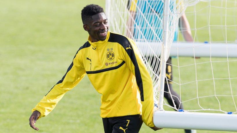 Nach Trainingsboykott beim BVB: Dembélé fehlt in Frankreichs Nationalmannschaft
