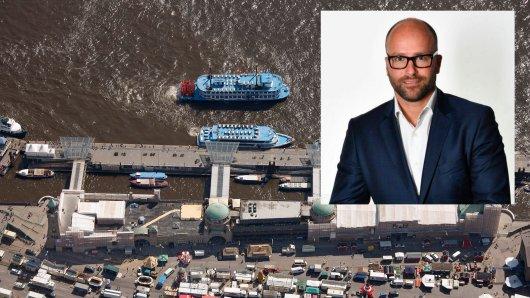 Die Polizei will im Hafenbecken nach dem vermissten Timo Kraus suchen.
