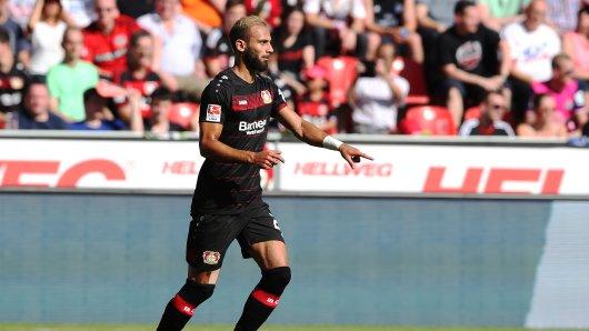 Wechselt wohl zum BVB: Leverkusens Innenverteidiger Ömer Toprak.
