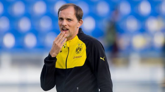 BVB-Trainer Thomas Tuchel.
