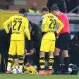 Verletzte sich im Testspiel gegen Paderborn: Sven Bender.