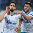 Der verwandelte Elfer von Nabil Bentaleb (l) brachte Schalke den Ausgleich zum 2:2 und damit die Entscheidung.