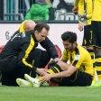 Verletzt: Nuri Sahin von Borussia Dortmund.