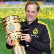 Trainer Thomas Tuchel führte Borussia Dortmund zum Pokalsieg.