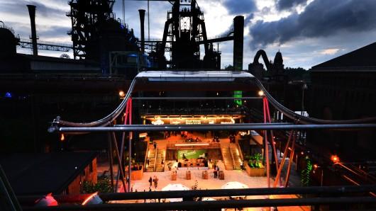 Sommerkino Duisburg: Eins der schönsten Open-Air-Kinos Deutschlands