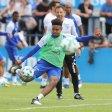Weston McKennie beim Schalke-Training.