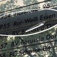 Auf der DFB-Meistertafel in Frankfurt ist der Name von Rot-Weiss Essen falsch geschrieben.