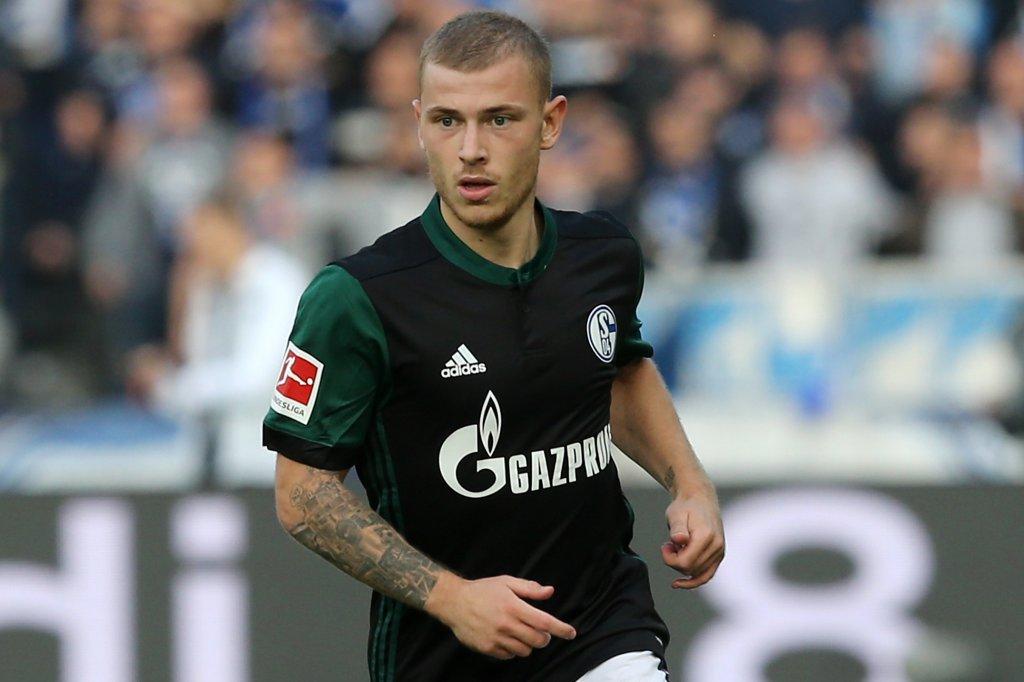 Fc Schalke 04 Was Max Meyers Frisur Mit Seiner Neuen Rolle Auf Dem