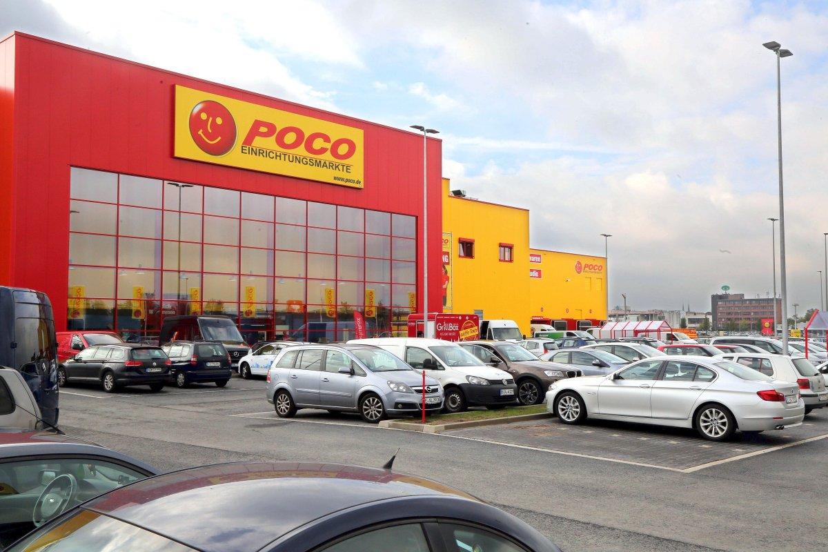 84d708fce57bf1 Poco eröffnet Markt am Centro in Oberhausen - Oberhausen - derwesten.de