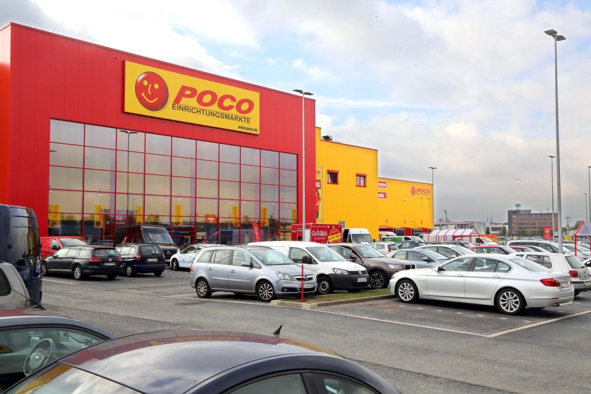 Poco Lager Aachen