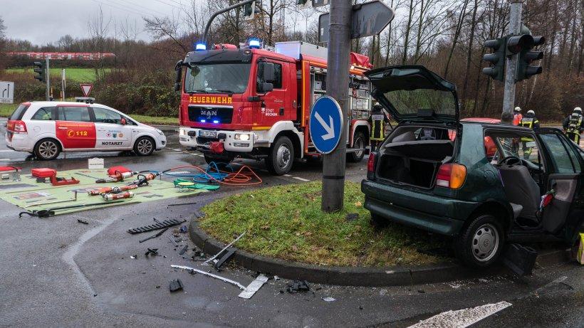 Werner Mürz Autounfall