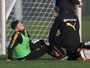 Musste das BVB-Training abbrechen: Christian Pulisic.