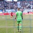 Mark Flekken patzte gegen Ingolstadt gewaltig.