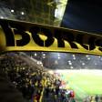 Friedlich protestierten die BVB-Fans gegen Montagsspiele.