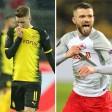 Borussia Dortmund kassierte eine bittere Pleite gegen RB Salzburg.