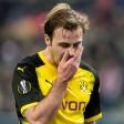 Mario Götze und Borussia Dortmund flogen bei RB Salzburg aus der Europa League.