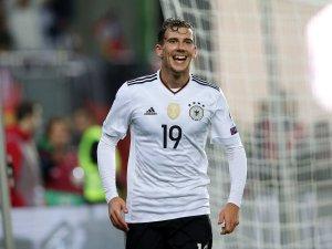 Wieder bei der Nationalmannschaft: Schalkes Leon Goretzka.