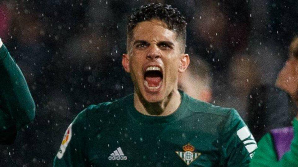 Marc Bartra war im Winter von Borussia Dortmund zu Betis Sevilla gewechselt.