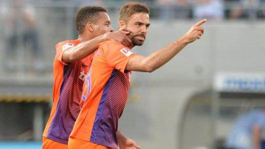 Torschütze für den VfL Bochum: Lukas Hinterseer.