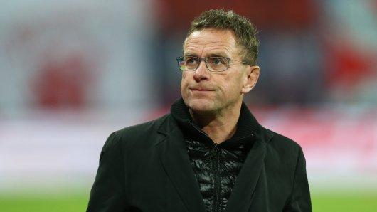 Wird wohl keine Doppelfunktion bei RB Leipzig übernehmen: Sportdirektor Ralf Rangnick.