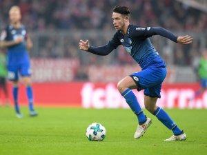 Erzielte 14 Saisontore für Hoffenheim: Stürmer Mark Uth, in der neuen Saison auf Schalke.