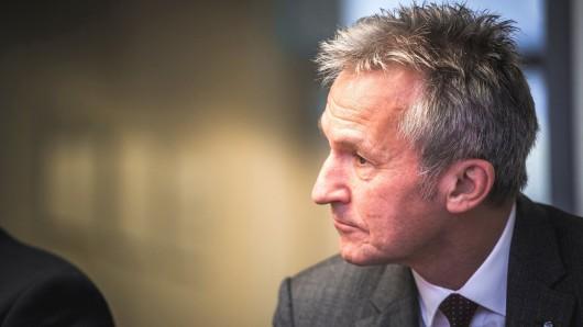 Der Oberbürgermeister der Stadt Gelsenkirchen, Frank Baranowski.