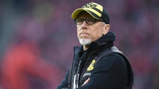 Peter Stöger wird wohl in der neuen Saison nicht mehr Trainer in Dortmund sein.