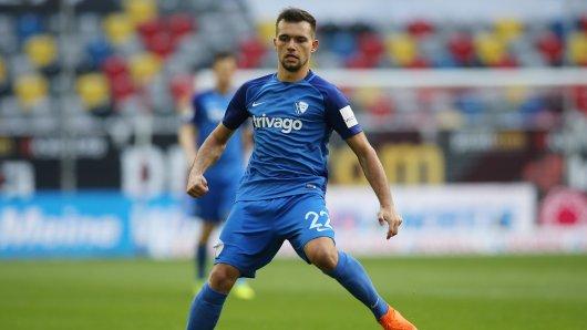 Sein Vertrag beim VfL Bochum läuft aus: Kevin Stöger.