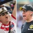 Der Hamburger SV hofft auf das große Wunder, während Borussia Dortmund sich in die Champions League zittern will.