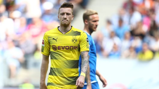 Mit dem BVB wieder in der Champions League: Marco Reus.