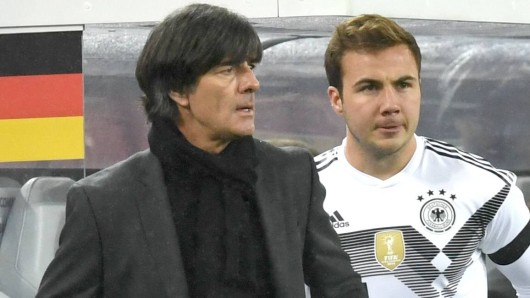 Joachim Löw gab am Dienstag den WM-Kader 2018 bekannt.
