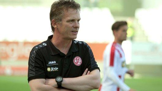RWE-Trainer Karsten Neitzel