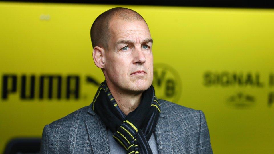 Marketingchef Carsten Cramer von Borussia Dortmund