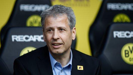Neuer Trainer bei Borussia Dortmund: Lucien Favre.