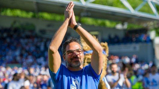 Kommt mit Huddersfield Town nach Essen: Trainer David Wagner.