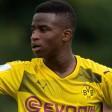 Youssoufa Moukoko von Borussia Dortmund gilt als Riesentalent.