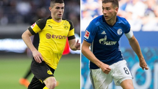 Von Borussia Dortmund schaffte es nur Christian Pulisic, vom FC Schalke 04 kein einziger Profi in die Top-100.