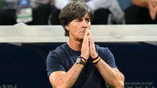 Joachim Löw hat sich vor dem Spiel zwischen Deutschland und Südkorea für eine überraschende Startelf entschieden.