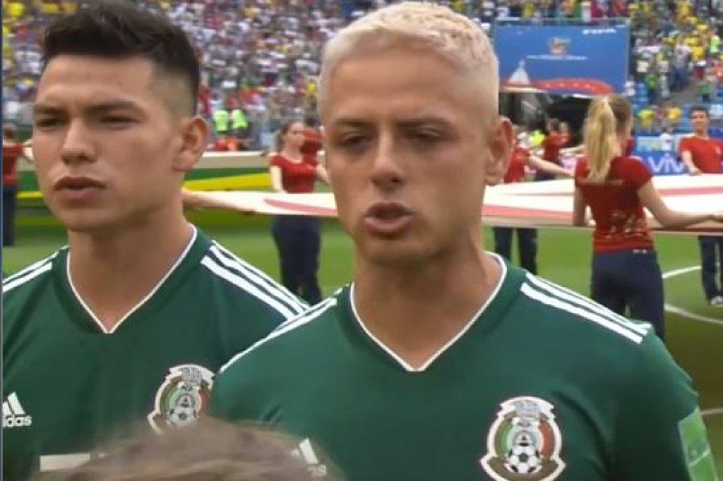 Brasilien Mexiko Chicharito Macht Fans Wild Aus Diesem Grund