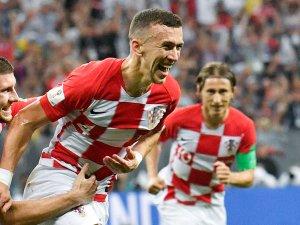 Einst beim BVB, nun im WM-Finale: Ivan Perisic.