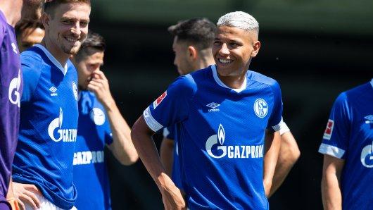 Zurück auf Schalke: Amine Harit.