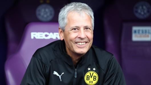 Wo geht die Reise für Lucien Favre und den BVB hin?