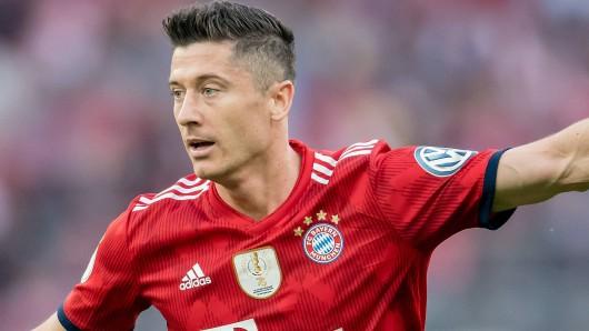 Die Torjägerliste der Bundesliga - wird Robert Lewandowski mal wieder Toschützenkönig?