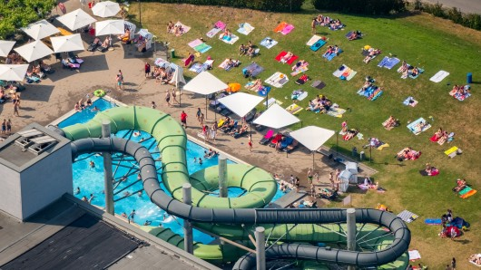 Im Aquapark Oberhausen ereignete sich am Sonntag das Badeunglück. Der Betreiber bezieht nun Stellung.