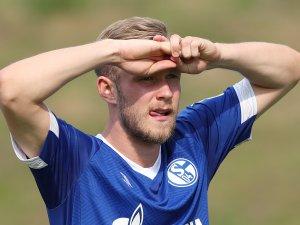 Torschütze für Schalke in Essen: Cedric Teuchert.