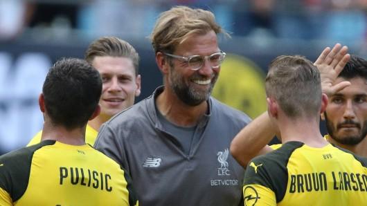 Mit Borussia Dortmund hätte Jürgen Klopp nur zu gerne die Champions League gewonnen.