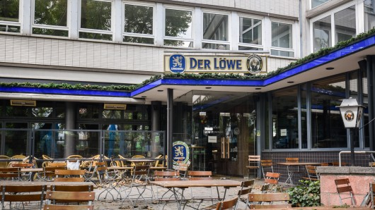 """""""Der Löwe"""" hat wieder geöffnet – bisher mit reduzierten Öffnungszeiten. (Archivbild)"""